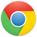 Logo van Chrome-browser