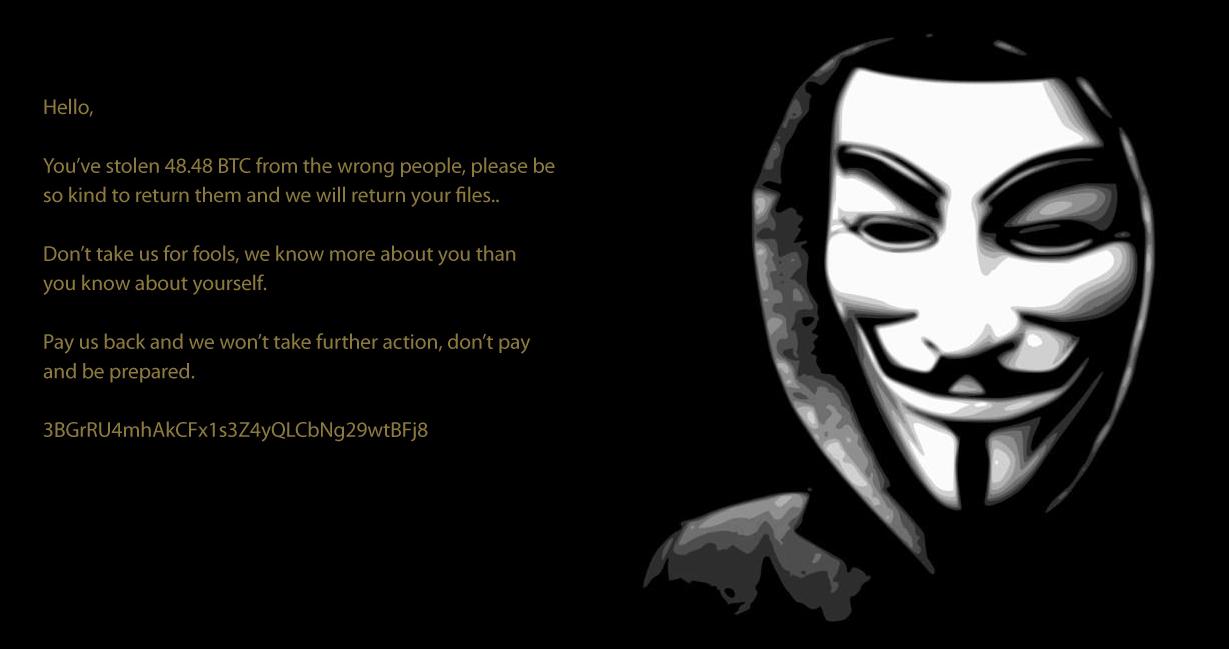 أفضل الأدوات للحماية هجمات الفدية crypt888-ransomware-
