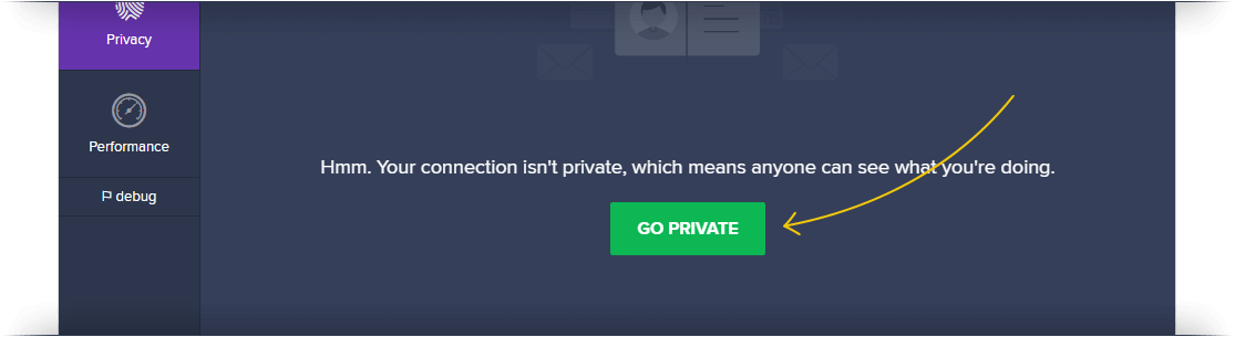 Go private