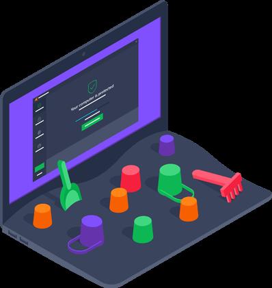 Avast – testování souborů