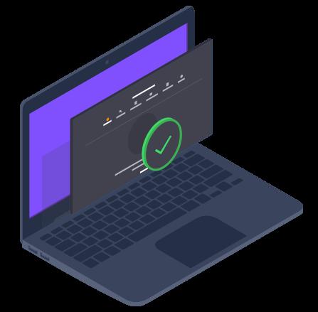 ウイルス対策はもちろん、多彩な機能でユーザを守る総合セキュリティソフト