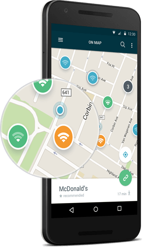 the best wifi finder for android